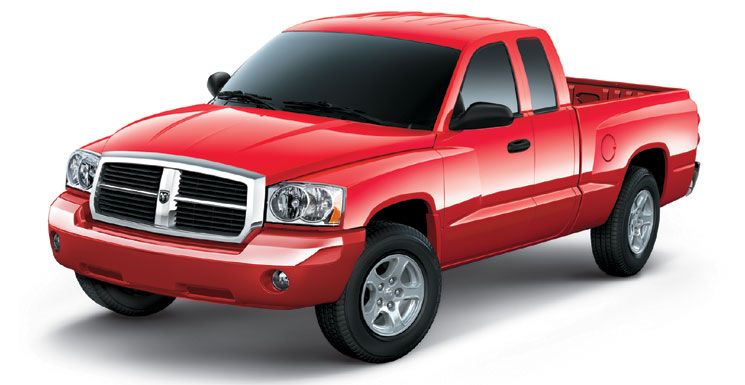 Dodge Dakota Overview
