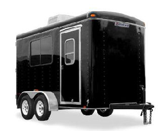 Types of Trailers cargo trailer