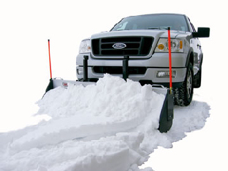 Winter – Making Money as a Snow Plow? f150 snow plow