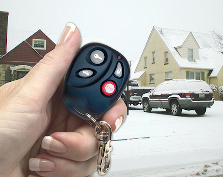 Remote Start Ignitions for Your 4x4 auto remote truck starter