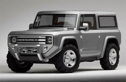 Ford Bronco   5 things you didnt know ford bronco