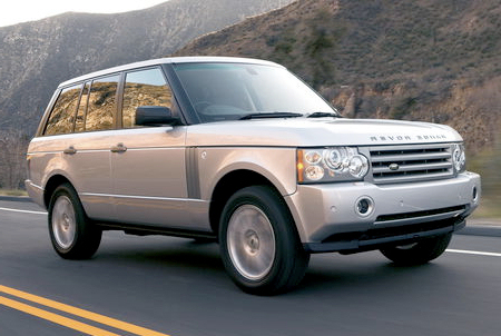 Range Rover to Receive an Electric Model electric range rover