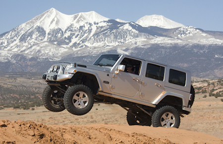 2009 Jeep Wrangler – Unlimited Rubicon