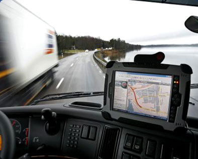 Truck GPS navigation systems truck gps