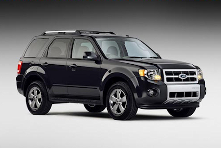 2009 Ford Escape Hybrid | 4x4 Trucks and Trailers