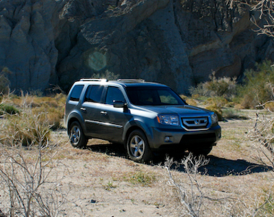 honda pilot off road 4x4 trucks and trailers