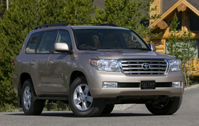 3 Top Rated 4x4's toyota land cruiser