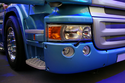 Truck Loans   Quick Tips to Be Approved blue truck