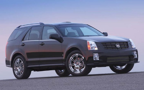 The All Wheel Drive Cadillac SRX cadillac srx