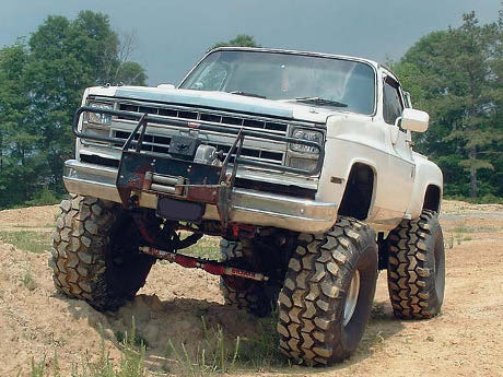 4x4 Tips for Beginners Part 1 chevrolet k10 off roading