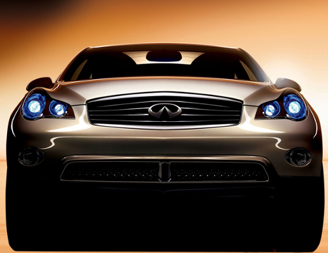Infiniti EX Luxury Crossover infiniti ex luxury crossover