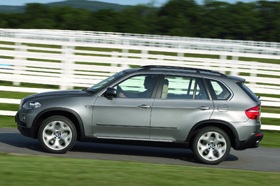 BMW Succeeds Again with the X5 2009 bmw x5