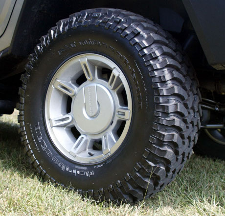 Hankook Truck Tires >> All Terrain Tires | 4x4 Trucks and Trailers