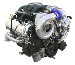 Increase Horsepower in Your Truck engine supercharger