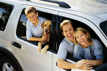Buying an SUV for Family Travel family suv