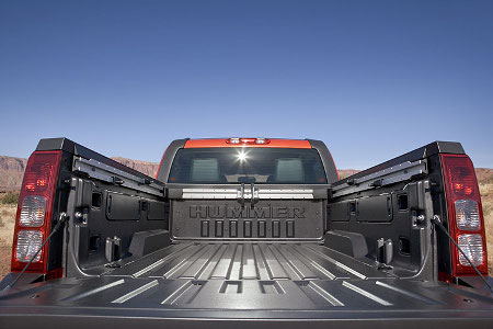 Tips for Truck Owners on How to Save Fuel hummer 3t bed