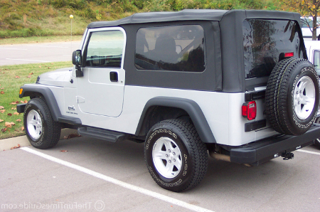 Jeep Accessories for Plenty of Sun and Fun jeep soft top