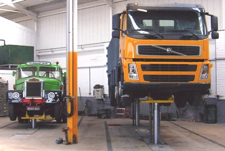 Top Truck Maintenance truck maintenance