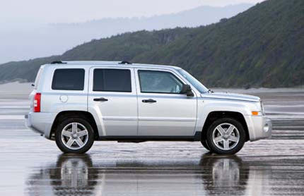 The Jeep Patriot is Back 2009 jeep patriot