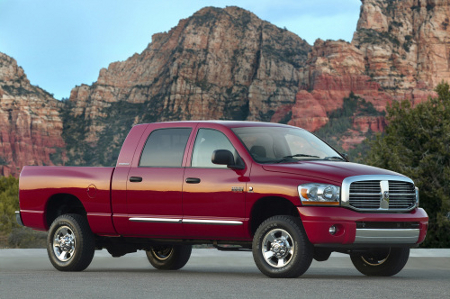 The Dodge Ram 2500 is a Tough Truck dodge ram 2500