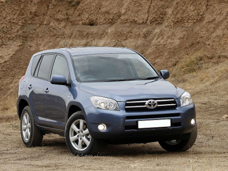 Affordable 4x4's toyota rav4