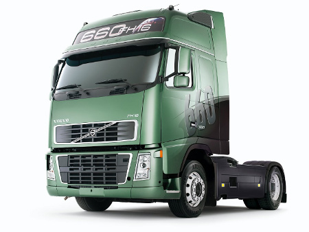 Volvo Trucks   Get Hardy And Resistant To Loads And Roads! volvo truck