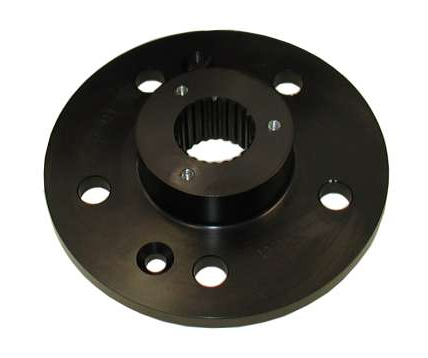 Truck Hub Drive Flanges: Which Brands are Good For Your Truck! drive flange black