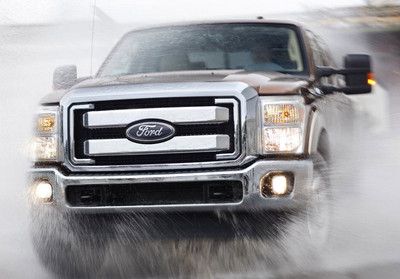 2011 Ford Super Duty Ford Super Duty 2011