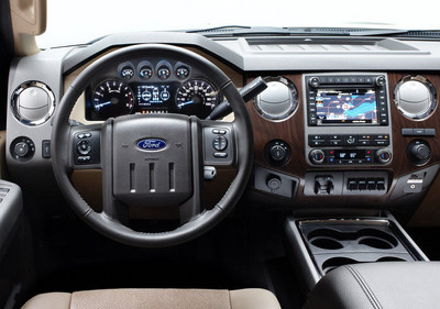 2011 Ford Super Duty Ford Super Duty 2011 2