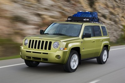 TAWA named Jeep Patriot Compact SUV of Texas Jeep Patriot