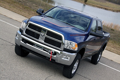 2010 Dodge Ram Heavy Duty Named Motor Trend Truck of the Year 2010 dodge ram
