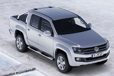 VW Amarok European Price VW Amarok 1