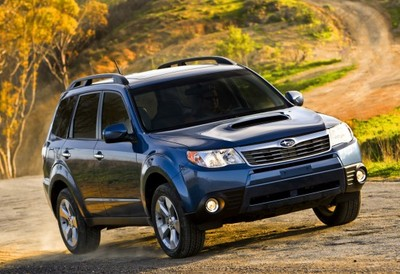 Subaru Forester 2.5X Special Edition 2010 forester 1