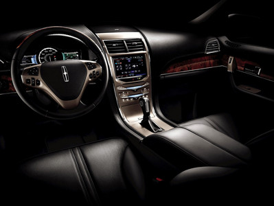 2011 Lincoln MKX Facelift 2011 Lincoln MKX 2