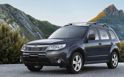 Subaru Forester X Columbia Special Edition subaru forester x