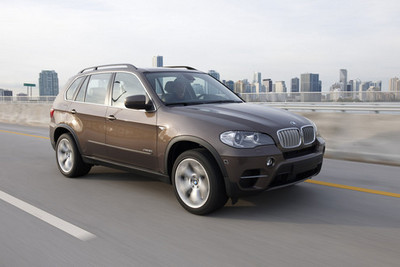 2011 BMW X5 Facelift 2011 x5 2