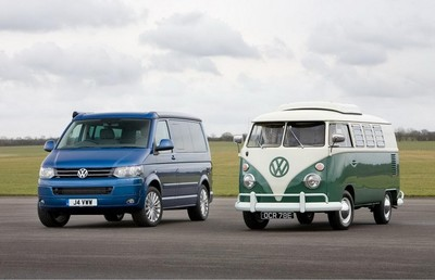 60 years with Volkswagen Transporter Volkswagen Transporter