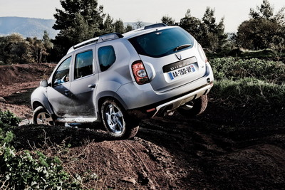 Dacia Duster SUV Launched Globally Dacia Duster SUV 1