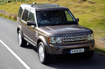 2010 Land Rover LR4   Best Diesel 4x4 land rovery discovery LR4