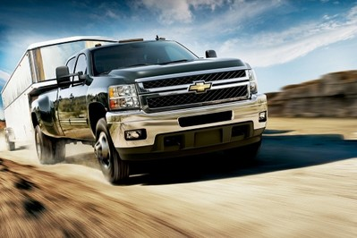 Chevrolet Silverado Heavy Duty outperforms the competition silverado