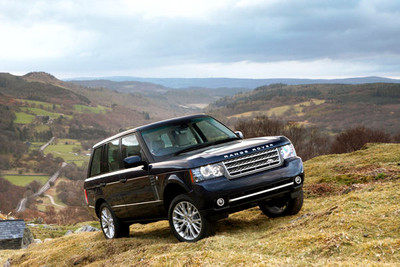 New Range Rover TDV8 For 2011 2011 range rover 1