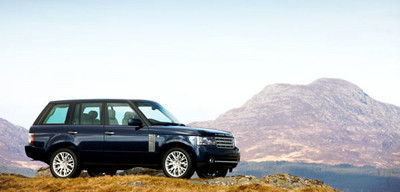 New Range Rover TDV8 For 2011 2011 range rover 5