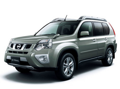 2011 Nissan X Trail and X Treamer Nissan X Trail X Treamer2