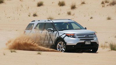 2011 Ford Explorer In Dubai 2011 Ford Explorer dubai