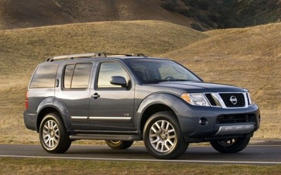 Nissan announced pricing for Pathfinder, Xterra and Frontier 20110 nissan pathfinder