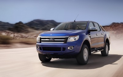 Ford Ranger Pickup In UK rangr 1
