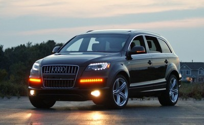 Audi Is The King of All Wheel Drive Segment 2011 audi q7 3.0 tdi quattro diesel