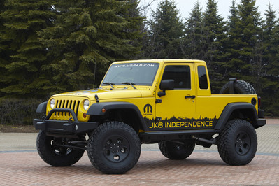 Jeep Wrangler JK 8 Independence Jeep Wrangler JK 8 Independence