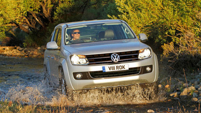 VW Amarok Gets New Accessories amarok accessories