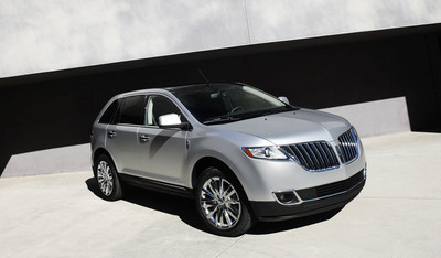 2011 Lincoln MKX Facelift 2011 Lincoln MKX 1